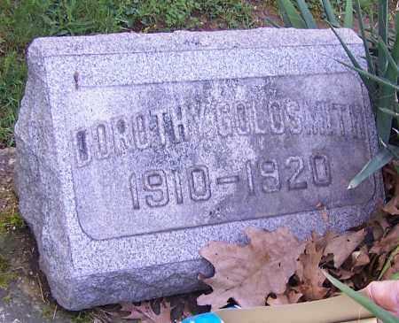 GOLDSMITH, DOROTHY - Stark County, Ohio | DOROTHY GOLDSMITH - Ohio Gravestone Photos