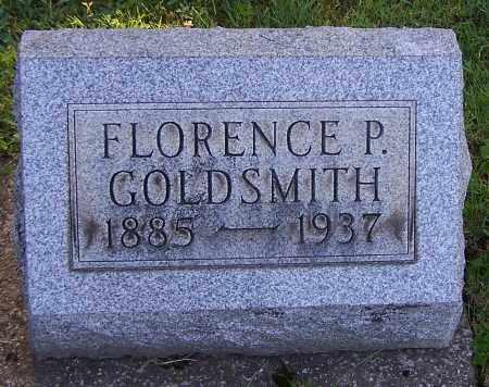 ESHELMAN GOLDSMITH, FLORENCE P. - Stark County, Ohio | FLORENCE P. ESHELMAN GOLDSMITH - Ohio Gravestone Photos