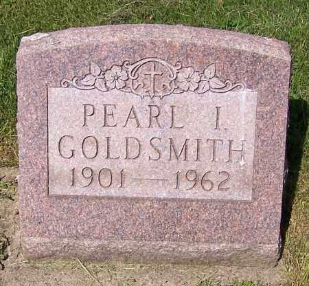 GOLDSMITH, PEARL I. - Stark County, Ohio   PEARL I. GOLDSMITH - Ohio Gravestone Photos