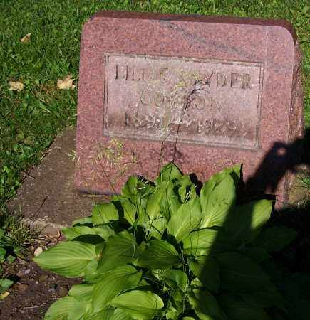 GORDON, LILLIE SNYDER - Stark County, Ohio | LILLIE SNYDER GORDON - Ohio Gravestone Photos