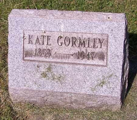 GORMLEY, KATE - Stark County, Ohio | KATE GORMLEY - Ohio Gravestone Photos