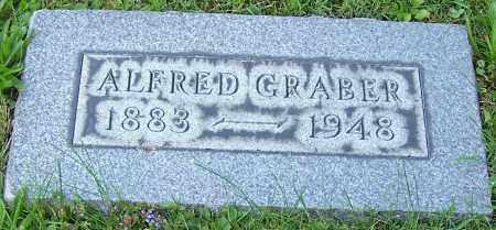 GRABER, ALFRED - Stark County, Ohio | ALFRED GRABER - Ohio Gravestone Photos
