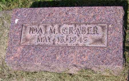 DAVIS GRABER, IDA M. - Stark County, Ohio | IDA M. DAVIS GRABER - Ohio Gravestone Photos