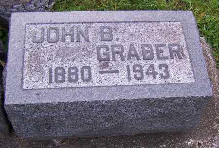 GRABER, JOHN B. - Stark County, Ohio | JOHN B. GRABER - Ohio Gravestone Photos