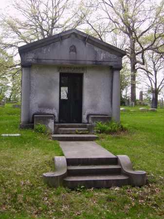 GRABER MAUSOLEUM, OVER ALL VIEW - Stark County, Ohio | OVER ALL VIEW GRABER MAUSOLEUM - Ohio Gravestone Photos