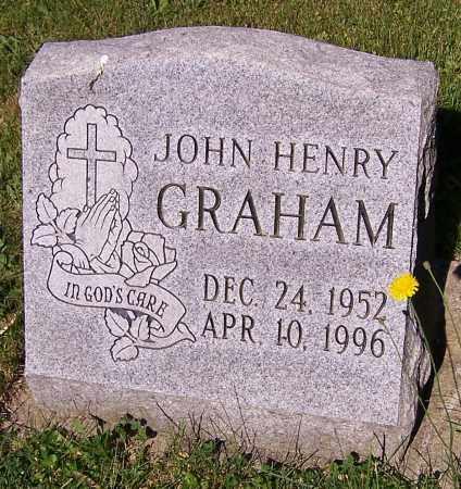 GRAHAM, JOHN HENRY - Stark County, Ohio | JOHN HENRY GRAHAM - Ohio Gravestone Photos