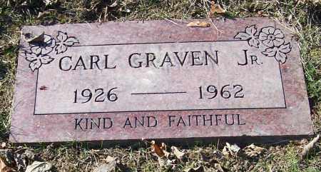 GRAVEN, CARL JR. - Stark County, Ohio   CARL JR. GRAVEN - Ohio Gravestone Photos