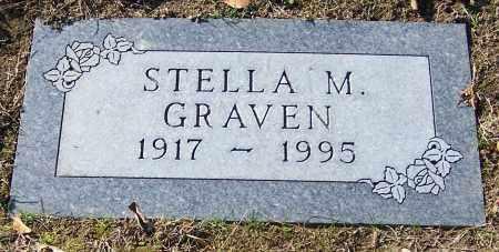 GRAVEN, STELLA M. - Stark County, Ohio | STELLA M. GRAVEN - Ohio Gravestone Photos