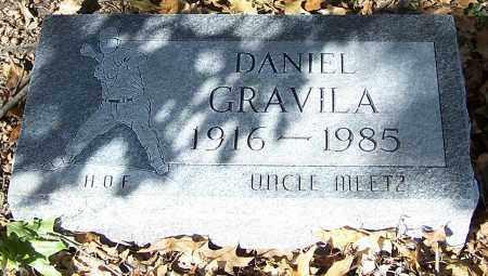 GRAVILA, DANIEL - Stark County, Ohio   DANIEL GRAVILA - Ohio Gravestone Photos