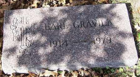 GRAVILA, EARL - Stark County, Ohio | EARL GRAVILA - Ohio Gravestone Photos