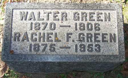GREEN, RACHEL F. - Stark County, Ohio | RACHEL F. GREEN - Ohio Gravestone Photos