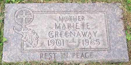 GREENAWAY, MARIE E. - Stark County, Ohio | MARIE E. GREENAWAY - Ohio Gravestone Photos