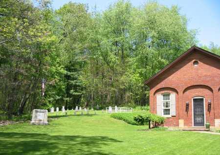 GREENRIDGE, CEMETERY VIEW- ENTRANCE - Stark County, Ohio | CEMETERY VIEW- ENTRANCE GREENRIDGE - Ohio Gravestone Photos