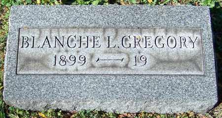 GREGORY, BLANCHE L. - Stark County, Ohio   BLANCHE L. GREGORY - Ohio Gravestone Photos