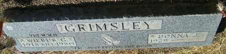 GRIMSLEY, WILBUR G. - Stark County, Ohio | WILBUR G. GRIMSLEY - Ohio Gravestone Photos