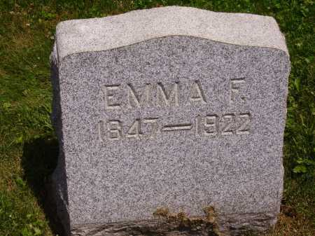 GRUBB, EMMA FRANCES - Stark County, Ohio | EMMA FRANCES GRUBB - Ohio Gravestone Photos