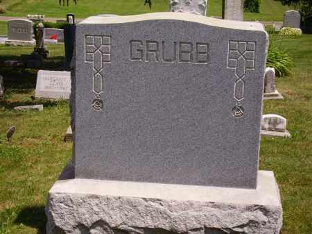 GRUBB, FAMILY MONUMENT - Stark County, Ohio | FAMILY MONUMENT GRUBB - Ohio Gravestone Photos
