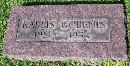 GUBENIS, KARLIS - Stark County, Ohio   KARLIS GUBENIS - Ohio Gravestone Photos