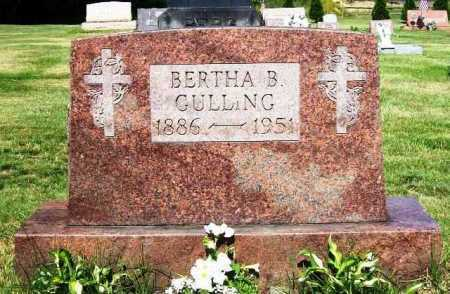 GULLING, BERTHA B. - Stark County, Ohio | BERTHA B. GULLING - Ohio Gravestone Photos
