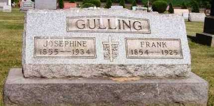 WEY GULLING, JOSEPHINE - Stark County, Ohio | JOSEPHINE WEY GULLING - Ohio Gravestone Photos