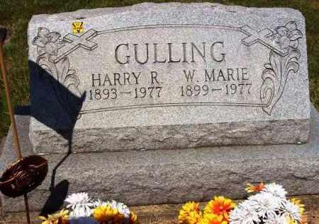 LOZIER GULLING, W. MARIE - Stark County, Ohio | W. MARIE LOZIER GULLING - Ohio Gravestone Photos