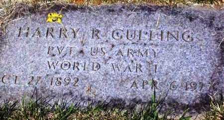 GULLING, HARRY R. - Stark County, Ohio | HARRY R. GULLING - Ohio Gravestone Photos