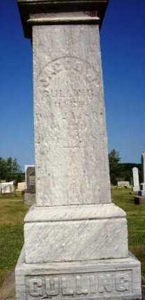 GULLING, JACOB - Stark County, Ohio | JACOB GULLING - Ohio Gravestone Photos