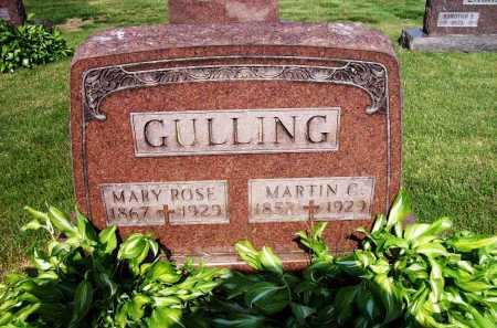 MOULIN GULLING, MARY ROSE - Stark County, Ohio   MARY ROSE MOULIN GULLING - Ohio Gravestone Photos