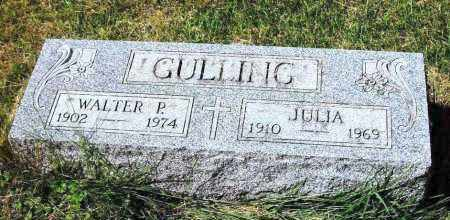 GULLING, JULIA - Stark County, Ohio | JULIA GULLING - Ohio Gravestone Photos