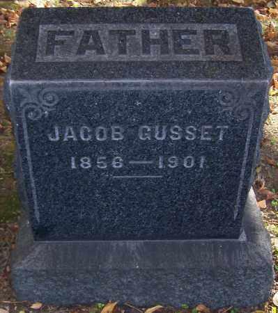 GUSSET, JACOB - Stark County, Ohio | JACOB GUSSET - Ohio Gravestone Photos