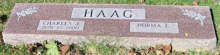 HAAG, CHARLES J. - Stark County, Ohio   CHARLES J. HAAG - Ohio Gravestone Photos