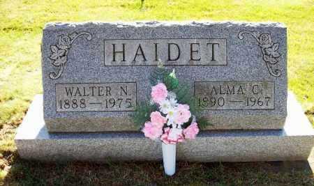 GERARDAT HAIDET, ALMA C. - Stark County, Ohio | ALMA C. GERARDAT HAIDET - Ohio Gravestone Photos
