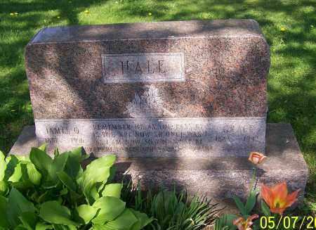 BARCUS HALE, GRACE - Stark County, Ohio | GRACE BARCUS HALE - Ohio Gravestone Photos