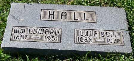 HALL, WM.EDWARD - Stark County, Ohio | WM.EDWARD HALL - Ohio Gravestone Photos