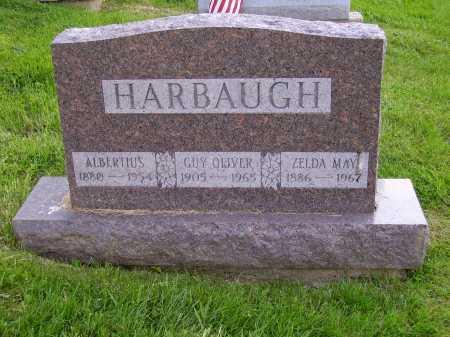 HARBAUGH, GUY OLIVER - Stark County, Ohio | GUY OLIVER HARBAUGH - Ohio Gravestone Photos