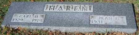 HAREN, CARL H. - Stark County, Ohio | CARL H. HAREN - Ohio Gravestone Photos
