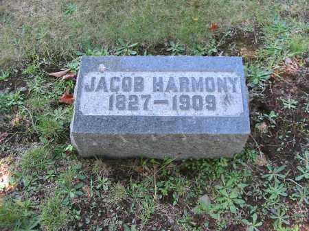 HARMONY, JACOB - Stark County, Ohio   JACOB HARMONY - Ohio Gravestone Photos