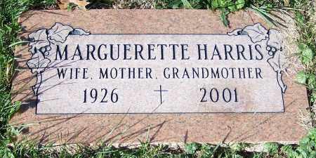 HARRIS, MARGUERETTE - Stark County, Ohio | MARGUERETTE HARRIS - Ohio Gravestone Photos