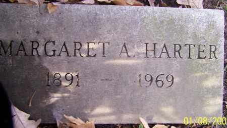 HARTER, MARGARET A. - Stark County, Ohio   MARGARET A. HARTER - Ohio Gravestone Photos