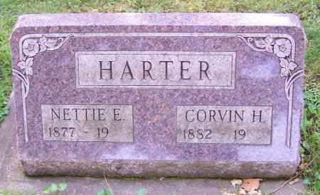 HARTER, NETTIE E. - Stark County, Ohio | NETTIE E. HARTER - Ohio Gravestone Photos