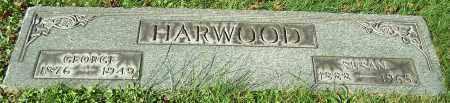 HARWOOD, GEORGE - Stark County, Ohio | GEORGE HARWOOD - Ohio Gravestone Photos