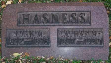 HASNESS, CATHARINE - Stark County, Ohio   CATHARINE HASNESS - Ohio Gravestone Photos