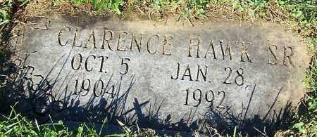 HAWK, CLARENCE (SR) - Stark County, Ohio | CLARENCE (SR) HAWK - Ohio Gravestone Photos