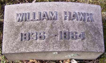 HAWK, WILLIAM - Stark County, Ohio | WILLIAM HAWK - Ohio Gravestone Photos