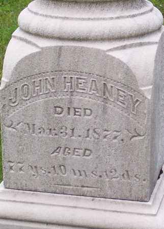HEANEY, JOHN - Stark County, Ohio | JOHN HEANEY - Ohio Gravestone Photos