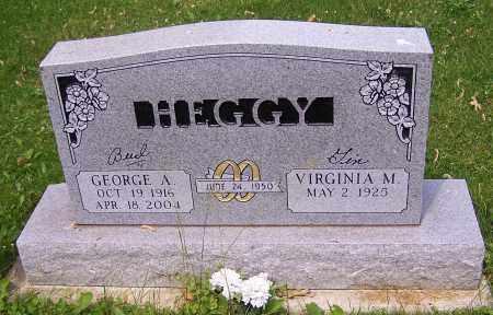 HEGGY, VIRGINIA M. - Stark County, Ohio | VIRGINIA M. HEGGY - Ohio Gravestone Photos