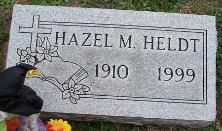 HELDT, HAZEL M. - Stark County, Ohio | HAZEL M. HELDT - Ohio Gravestone Photos