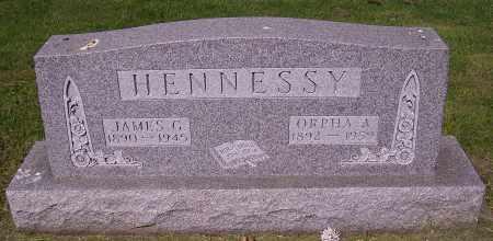 HENNESSY, JAMES G. - Stark County, Ohio | JAMES G. HENNESSY - Ohio Gravestone Photos