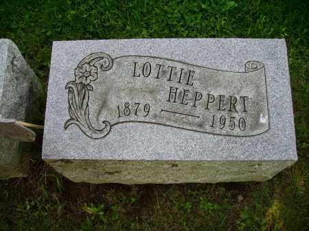 DONNENWIRTH HEPPERT, MARY CHARLOTTE - Stark County, Ohio | MARY CHARLOTTE DONNENWIRTH HEPPERT - Ohio Gravestone Photos