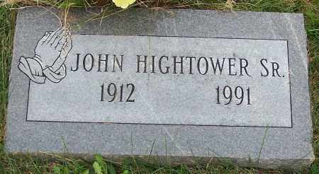 HIGHTOWER, JOHN (SR) - Stark County, Ohio | JOHN (SR) HIGHTOWER - Ohio Gravestone Photos